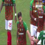 Maritimo 1-0 Benfica - Jorge Correa 74'