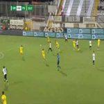 Spezia 1-0 Pisa - Emmanuel Quartsin Gyasi 26'