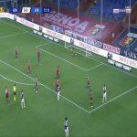 Genoa 0-3 Juventus - Douglas Costa 73'