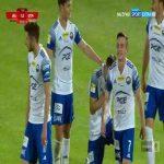 GKS Jastrzębie 1-[2] Stal Mielec - Krystian Getinger 90+1' (Polish I liga)