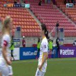 Houston Dash 0-[1] Utah Royals FC - Matheson goal