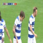 QPR 1-0 Fulham: Hugill 1'