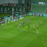 Rio Ave 0-2 Braga - Ricardo Horta free-kick 27'