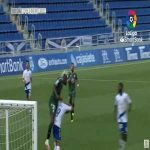Tenerife 1-0 Deportivo - Luis Milla penalty 82'