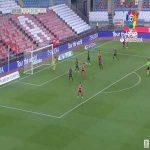 Almeria 1-0 Sporting Gijon - Cesar de la Hoz 90'