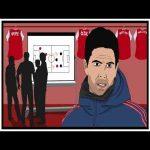 Arteta's Arsenal ⚽️⚽️⚽️