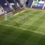 Derby County [1] -0 Preston North End - Wayne Rooney Free Kick 18'