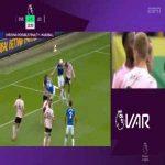Everton [2] - 0 Leicester - Sigurdsson 16'