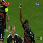 GKS Tychy 1-0 Bruk-Bet Termalica Nieciecza - Wilson Kamavuaka 59' (Polish I liga)