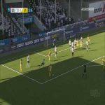 Odd 0-2 Bodø/Glimt - Kasper Junker 26'