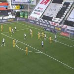 Odd 0-3 Bodø/Glimt - Marius Høibråten 47'