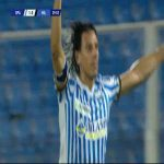 S.P.A.L. 2-0 Milan: S. Floccari goal 29'