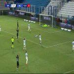 S.P.A.L. 2-[2] Milan: F. Vicari own goal 90+3'