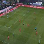 Sporting 2-0 Gil Vicente - Gonzalo Plata 49'