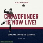 The Crowdfunder for the Jack Leslie Campaign is now live - https://www.crowdfunder.co.uk/jack-leslie-campaign - Raising funds to build a statue of Jack Leslie who was denied an England cap in 1925, just because he was black.