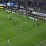 Atalanta 2-0 Napoli: R. Gosens goal 55'