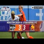 [Extended Highlights] Exciting high scoring NWSL match. Houston Dash vs Utah Royals FC