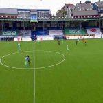 Kristiansund 1-0 Molde - Amahl Pellegrino 52'
