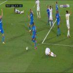 Real Madrid [1] - 0 Getafe - Ramos (Penalty + Call) 79'