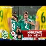 Horrible Foul on Andreas Kuen (SV Mattersburg vs WSG Tirol)