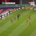 Bayer Leverkusen 0 - [1] Bayern Munchen - Alaba Freekick 17'