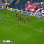 Blackburn Rovers [1]-2 Leeds United: Adam Armstrong FK 48'
