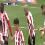 Brentford 1-0 Wigan: Benrahma 19'