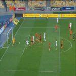 Dynamo Kyiv [1]-2 Shakhtar Donetsk - Benjamin Verbič 51'