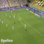 Fenerbahçe 1-0 Göztepe - Ferdi Kadıoğlu 25'