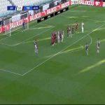 Juventus [3]-1 Torino: Cristiano Ronaldo free kick goal 61'