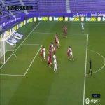 Real Valladolid 1-0 Alaves - Joaquin Fernandez 88'