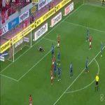 Spartak Moscow [2]-1 FC Tambov: Jordan Larsson 64'