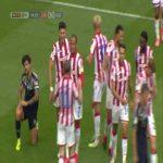 Stoke City 4-0 Barnsley: Ince 87'