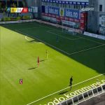 Bodø/Glimt 1-0 Brann - Kasper Junker 7'
