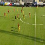 Bodø/Glimt 5-0 Brann - Kasper Junker 54' hat-trick
