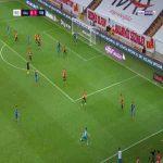 Galatasaray 0-2 Trabzonspor - Filip Novak 70'
