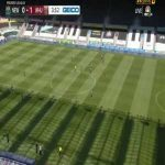 Newcastle 0-1 West Ham - Michail Antonio 4'