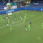 Strømsgodset 0-2 Kristiansund - Amahl Pellegrino 39'