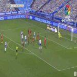 Real Zaragoza 1-0 Rayo Vallecano - Francisco Atienza 5'