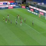 Milan [2] - 2 Juventus - Kessié 66'