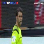 Milan vs Juventus - Ibrahimovic offside goal
