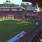 Mirandes 1-0 Elche - Marcos Andre 54'