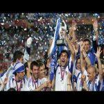 UEFA EURO 2004 ► Underdogs Greece - Kings of Europe