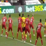 Watford [1]-1 Norwich - C. Dawson 10'