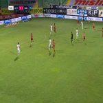 Alanyaspor [4]-1 Galatasaray - Mustafa Pektemek 90'+5'