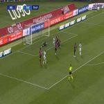 Bologna 0-2 Sassuolo - Lukas Haraslin 56'
