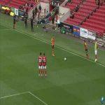 Bristol City 2-[1] Hull City: de Wijs 60'