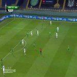 Dynamo Kiev [1]-1 Vorskla - Benjamin Verbic 28'