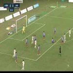 FC Tokyo 0-(1) Kawasaki Frontale - Ryota Oshima nice goal