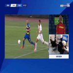 Roma 0-1 Parma - Juraj Kucka penalty 9'